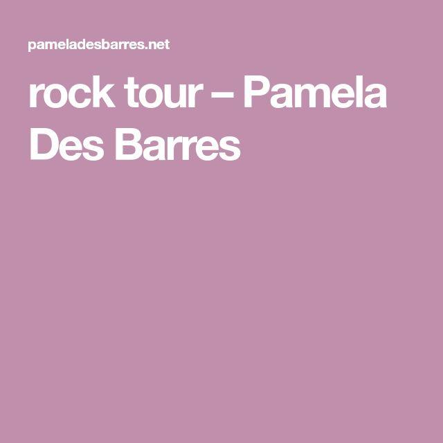 rock tour – Pamela Des Barres