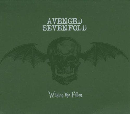 avenged sevenfold cd cover | Avenged Sevenfold Waking The Fallen cd cover