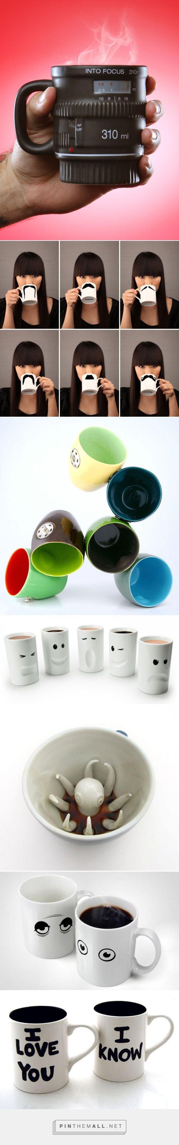 Tazze per la colazione: le più creative e originali!  Il risveglio è per tutti il momento più difficile della giornata. E' importante quindi trovare il sorriso, magari grazie a delle tazze per la colazione originali e divertenti!