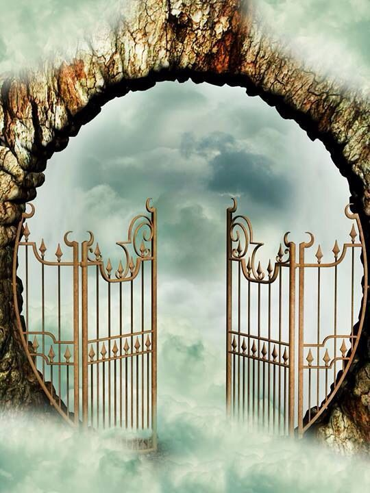 heaven gate wallpaper - photo #33