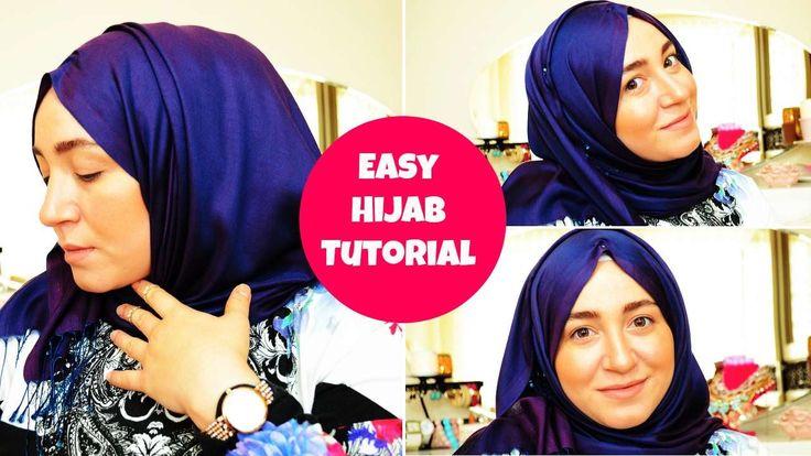 Go-to Hijab Tutorial - Easy Hijab Tutorial - Simple Hijab Tutorial