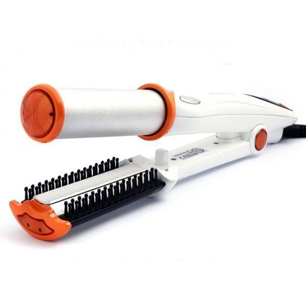 بعد النجاح الساحق الذي حققه الانستايلر العجيب وبعد نفاذ الكمية جبنالكم اليوم الانستايلر العجيب المطور الجديد Hair Straightener Hair Straightener