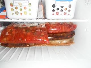 Des repas préparés d'avance, à lancer le matin dans la mijoteuse et à déguster le soir...