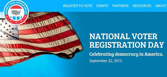 VotoVision: National Voter Registration Day