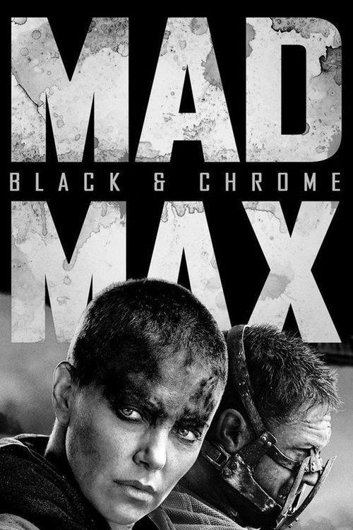 Mad Max: Fury Road Black & Chrome FRENCH Streaming