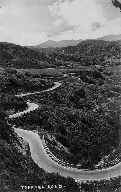Topanga Road,Topanga,California.
