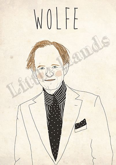 Wolfe  Digital Illustration  * Printed in recycled 300g paper   * Size A3 ( 42cm x 29.7cm ) - If you are looking for other size please get in touch!  * We are more than happy to create custom work, if you have a request please get in touch and we will do everything in our power to make your life/walls complete.
