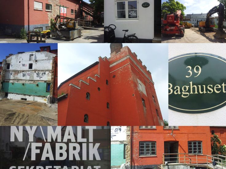 Impressions of the New Malt Factory - Ebeltoft (sommer 2014) (from: private)