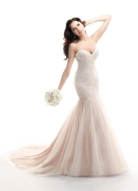 Haven gown from the 2014 Maggie Sottero collection, as seen on dressfinder.ca