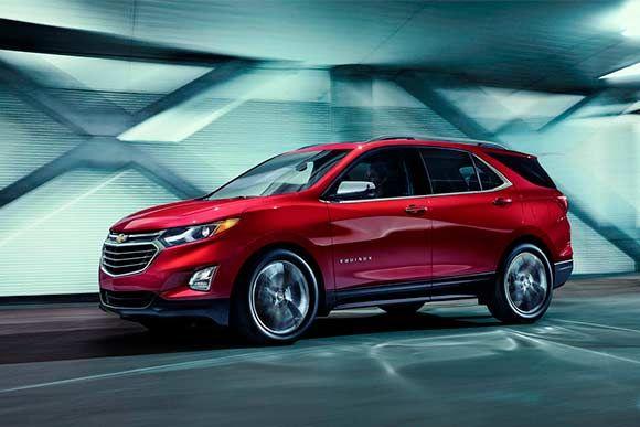Chevrolet Captiva pode ser substituída pela Equinox no Brasil