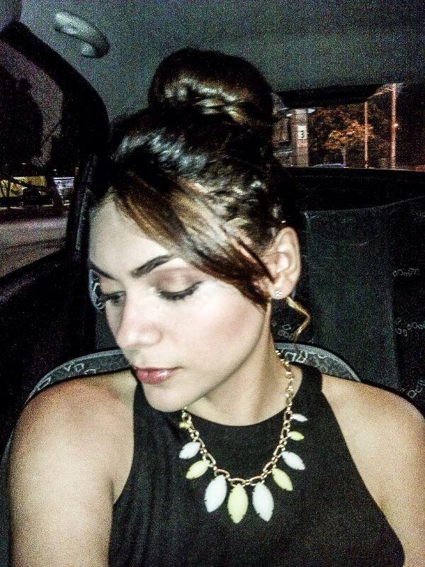 #BraidBun #Braid #Nigth #Elegance
