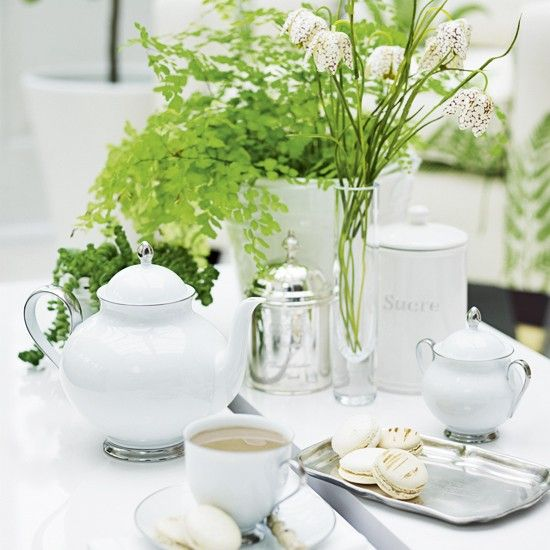 Elegant table setting : luncheon table settings - pezcame.com