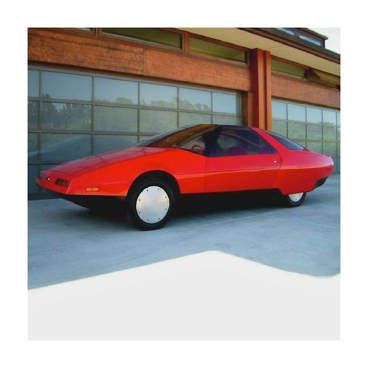 Ford Probe 1, Ghia