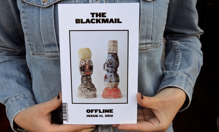 The Blackmail, 'Offline' issue #1