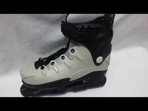 Montech Roller Skate DF Patines Agresivos Street - YouTube