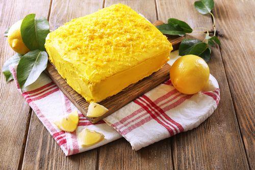 Prăjitură cu lămâie | Retete culinare - Romanesti si din Bucataria internationala