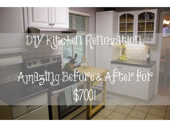 Kitchen Renovation: House Of Bennetts. DIY Kitchen Remodel