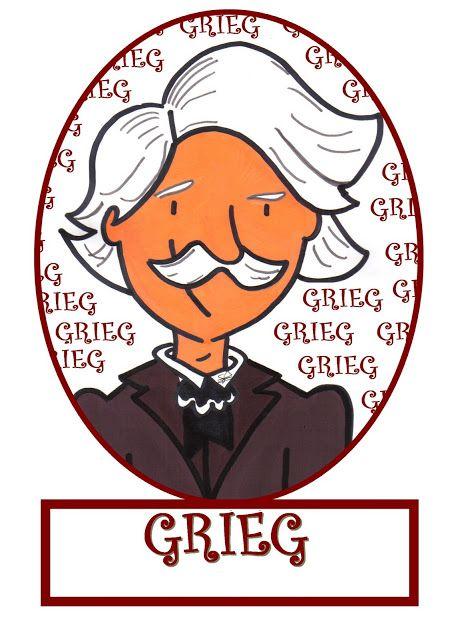 Ssissimonea: COMPOSSITORES El noruego Edvard Grieg