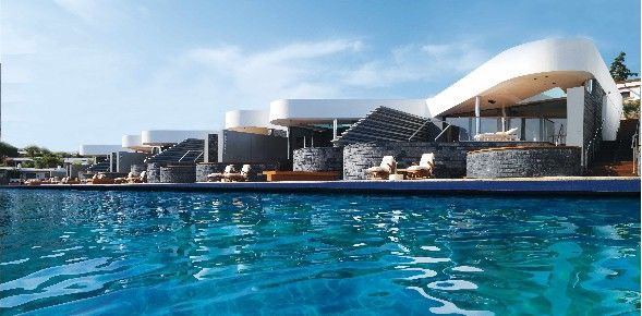 Morpheus in search of the world's top suites: Τhe Elounda Beach Hotel