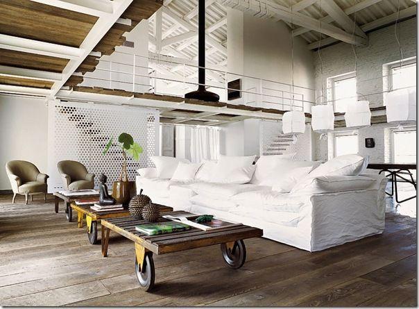 Pin by arianna barbieri on mobili design interni for Case di campagna arredamento