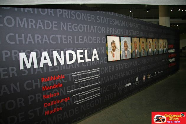 View the temporary Nelson Mandela Exhibit at the Apartheid Museum. With many personal objects, official papers and video interviews, there is so much to explore and learn about Madiba. http://citysightseeing-blog.co.za/2014/06/23/nelson-mandela-day-johannesburg/