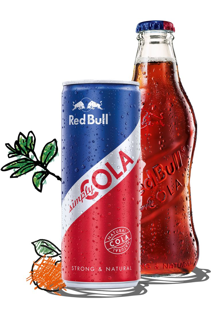 Red Bull Simply Cola - All Natural. All Cola. | Red Bull