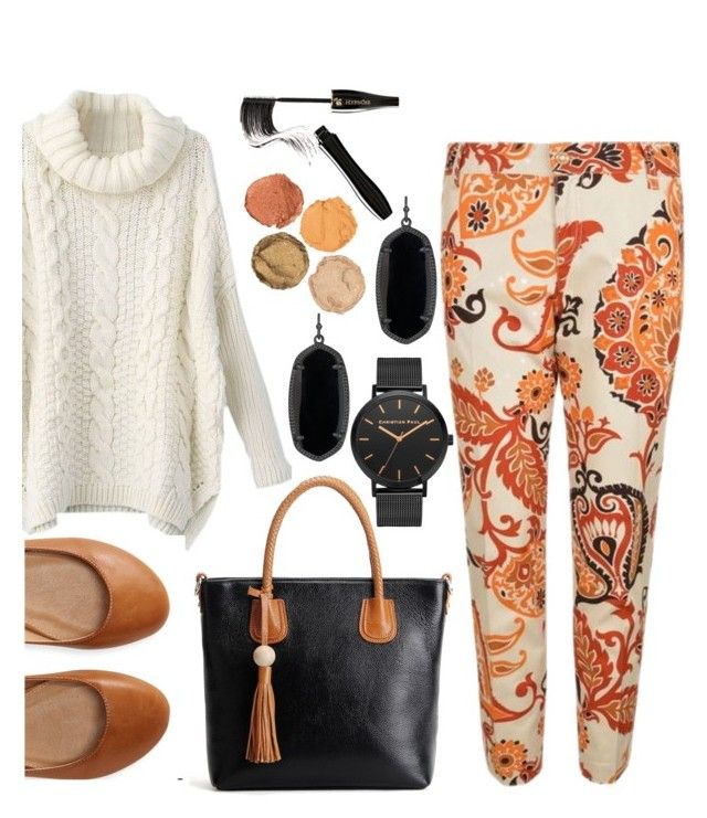 Cream by tanya-dayal on Polyvore featuring polyvore fashion style Gucci Aéropostale Kendra Scott Lancôme clothing