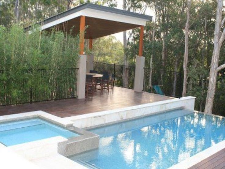 pool outdoor design | Inspire | Pinterest | Design, Pools and Decking