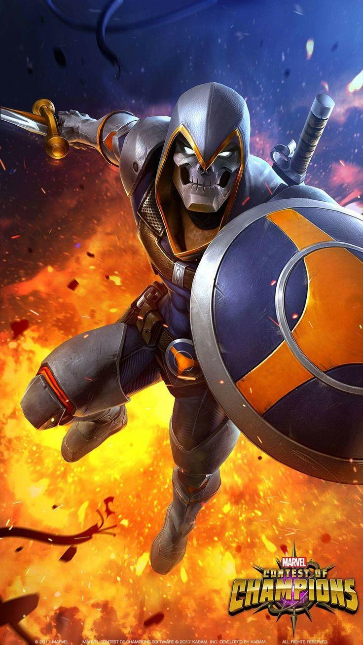 TaskmasterSturm der Superhelden Comic helden, Marvel