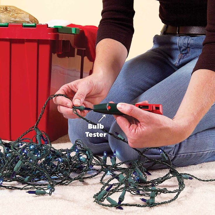 How To Fix Christmas Lights: What To Do If Your Christmas