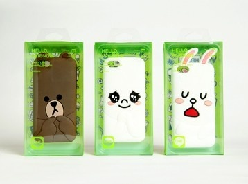 SHINee Naver Line Character iPhone 5 Phone Case | eBay