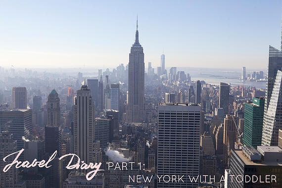 Travelling with a toddler to New York. Personal tips and notes. Lublue shop (children's clothes), UK | blog