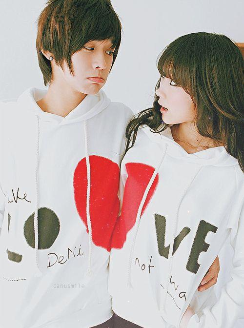 love couple outfits #ulzzang #kfashion #cute