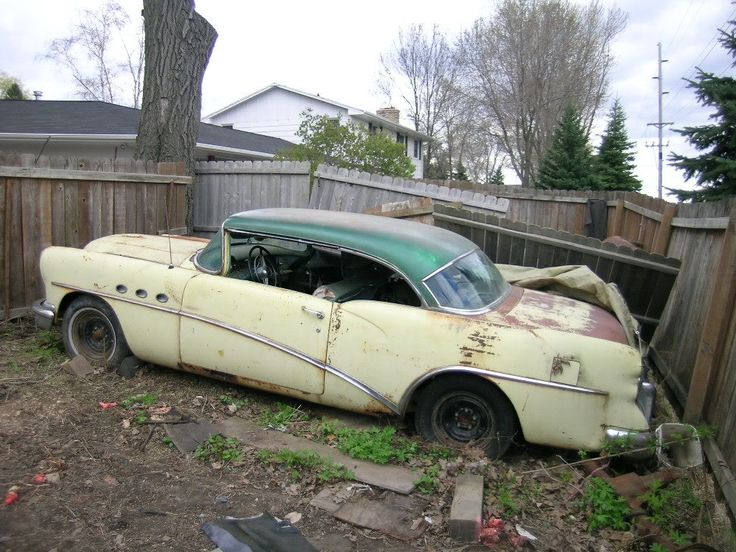 327 Best Images About Car Abandoned Cars On Pinterest