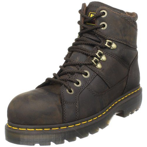 Dr. Martens Ironbridge Safety Toe Boot -- Check out the image by visiting the link.