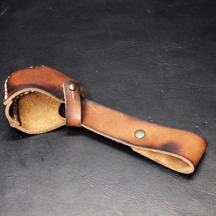 Pipe belt holder