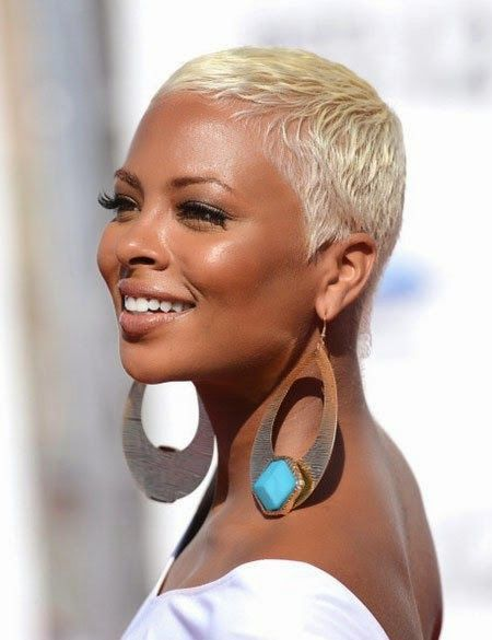 Short Haircuts for Black Womens 2014