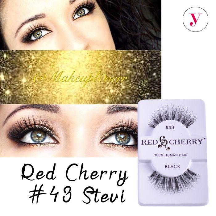 Che meraviglia queste ciglia finte #RedCherry. Trova il modello più adatto a te! http://www.vanitylovers.com/brands/red-cherry.html?utm_source=pinterest.com&utm_medium=post&utm_content=vanity-lovers-redcherry&utm_campaign=pin-vanity