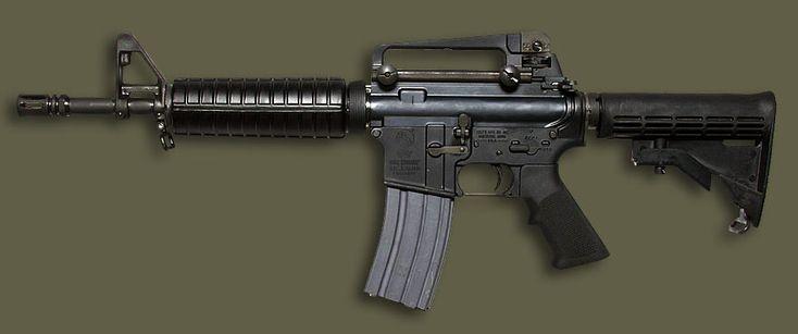 Автоматический карабин Colt M4
