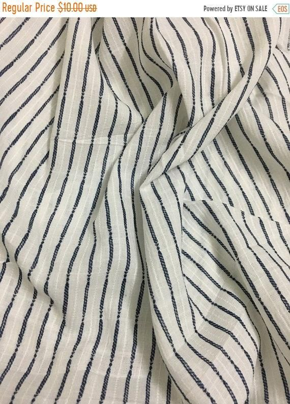 Handloom Cotton Fabric Sold By Yard Hand Woven Cotton