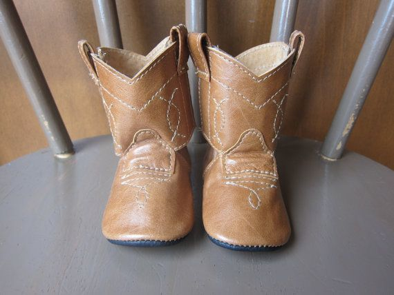LOVE THESE!!!!!!!: Cowgirl Boots, Babies, 1St Cowboy, Cowboys, Baby Girl, Boots Shoes, Caramel Brown, Baby Cowboy Boots