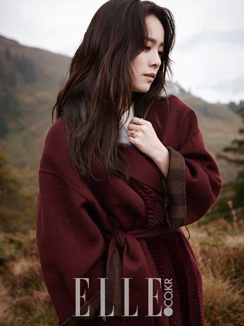 2014.11, ELLE, Han Ji Min