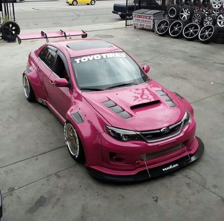 Mean Subaru
