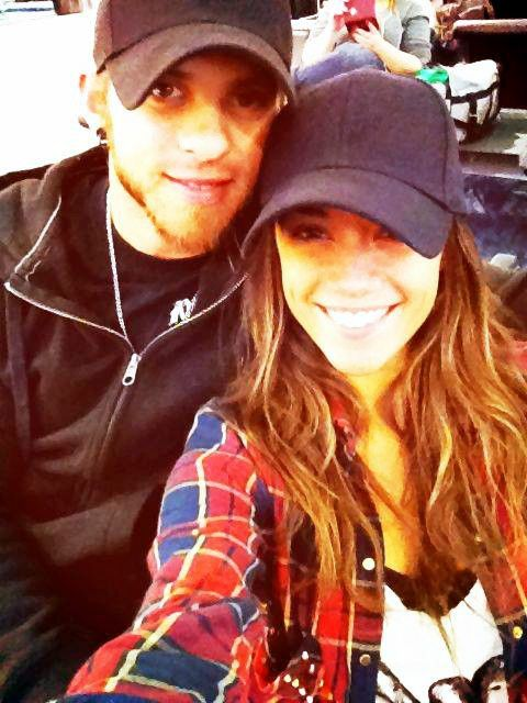 brantley gilbert and jana kramer...Not gonna lie...I have an unhealthy obsession with these 2 as a couple.