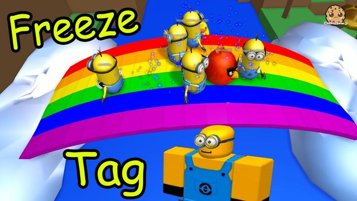 News Videos & more -  Video Games - Minion Freeze Tag & Hide and Seek Extreme - Let's Play Roblox Online Games #Video #Games #Youtube #Music #Videos #News