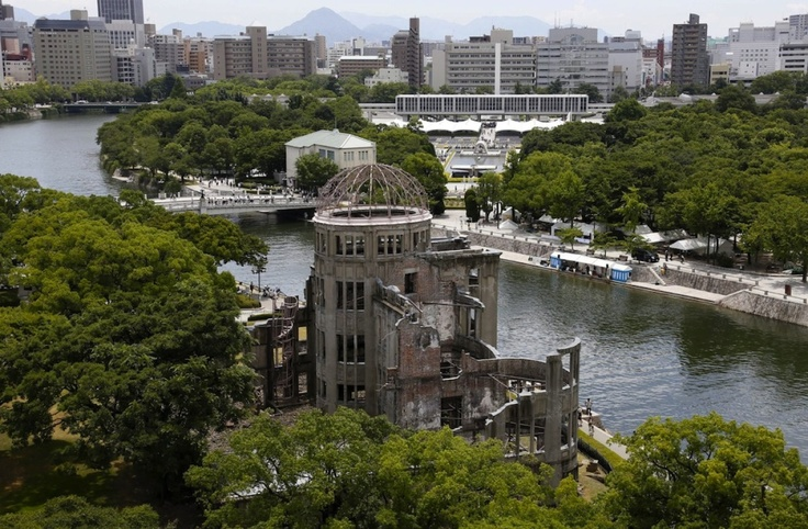 Hiroshima - City was awesome, Atomic Bomb memorial, museum, and the Peace Park were amazing.