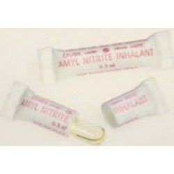Amyl Nitrite Inhalation Ampules .3ml/VL