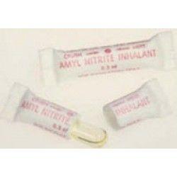 Amyl Nitrite Inhalation Ampules .3ml/VL