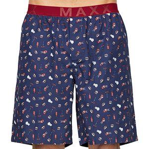 Men's Maxx Poplin Sleep Shorts in Grill Print $20 - Target