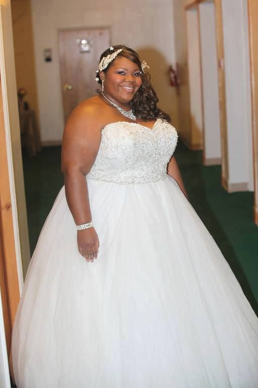 30 best images about plus size wedding dress on pinterest